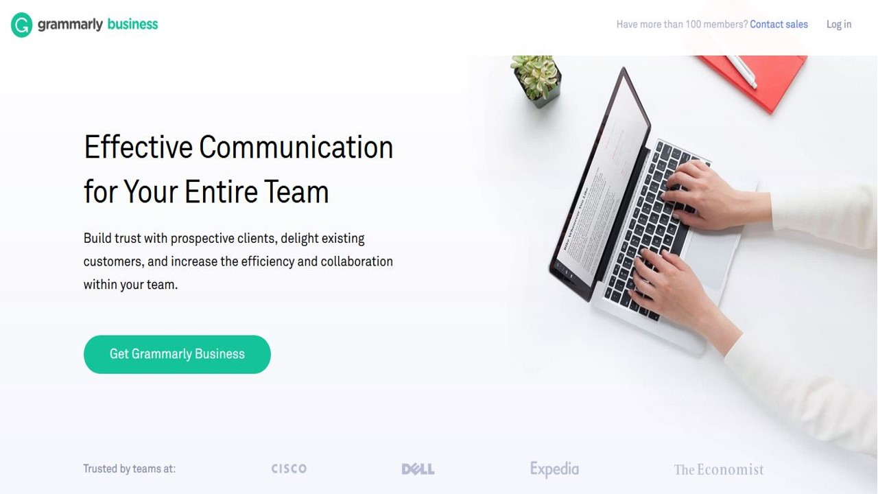 Grammarly Business Software will Polish Your teams Communication